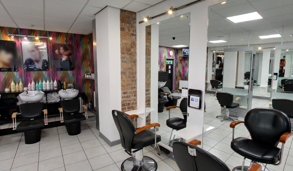 William priestley salon good salon guide for A step ahead salon